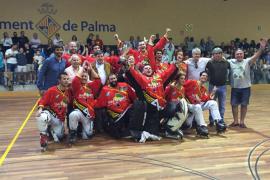 El Espanya HC se proclama campeón de liga