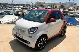 Continuista y práctico: Nuevo Smart Fortwo cabrio