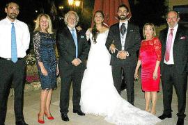 Boda de Minerva Izquierdo y Lucas Covas