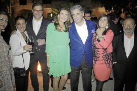 Celebración del 50 aniversario de Ignacio Alcaraz