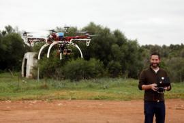 Operar drones cerca de aeropuertos conlleva multas de hasta 225.000 euros