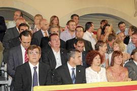 Alcaldes del PP dan por buena la línea de Bauzá durante una comida en Felanitx