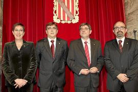 Diez consellers de Antich no hicieron declaración de bienes al dejar el cargo