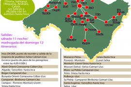 La Pujada a Lluc a Peu de la Part Forana congregará un año más a 10.000 peregrinos