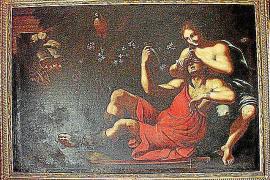 Los marcos de los cuadros de Can Solleric que estaban en Son Reus «fueron robados»
