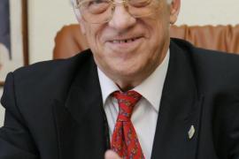 PADRE ÁNGEL, fundador de Mensajeros por la Paz