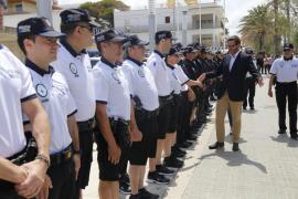 Los sindicatos ruegan a Hila que no use a la Policía Nacional en campaña