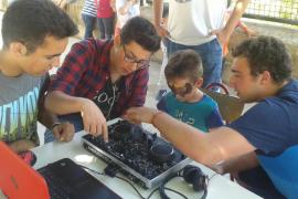 El Colegio Sagrat Cor celebra la fiesta de Santa Magdalena Sofía