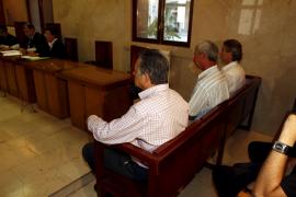 Hidalgo acepta dos años de cárcel por destruir expedientes y cobrar de un constructor