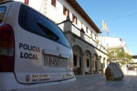 Sant Llorenç pide al Govern policías locales porque no ha cubierto 6 plazas