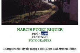 El Museo Puget recuerda a Puget por el centenario de su nacimiento