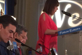 Sánchez pone Balears como ejemplo del «cambio» y de políticas progresistas