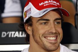 Primera carrera de Alonso en Monza como piloto de Ferrari