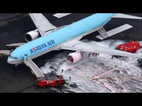 Un incendio obliga a evacuar un avión a punto de despegar en Tokio