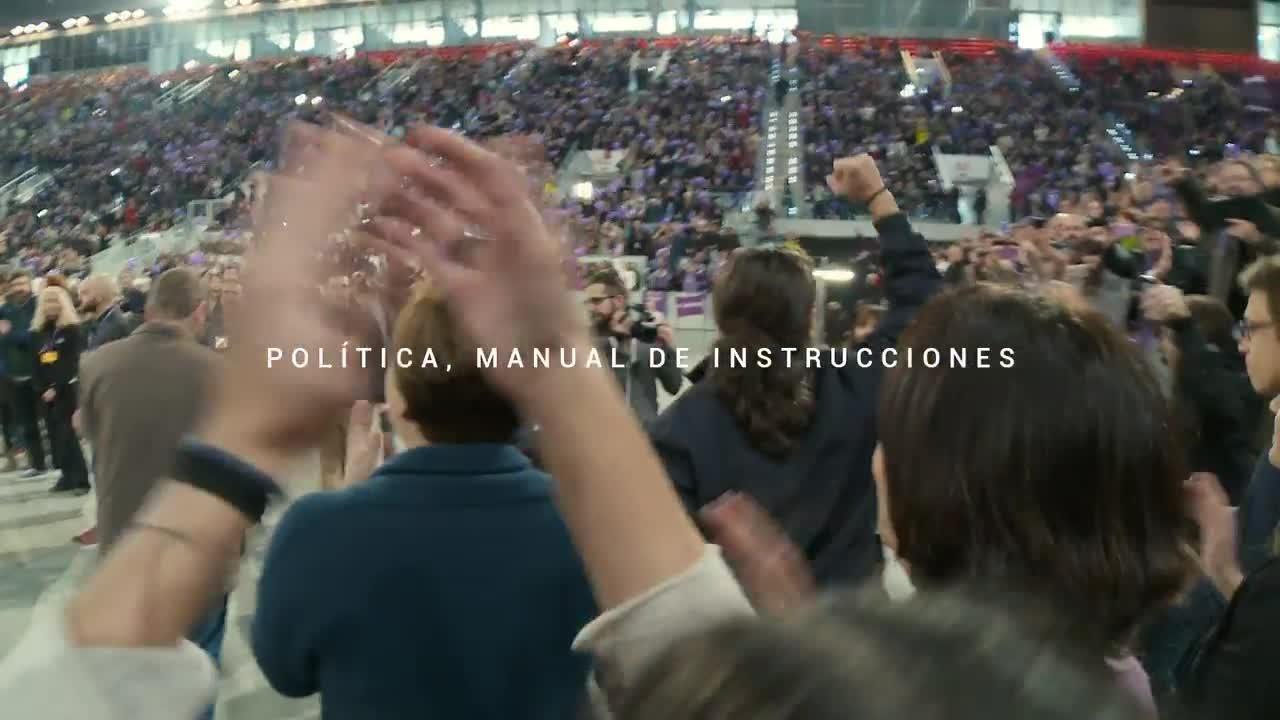 León de Aranoa estrena el 3 de junio el documental sobre Podemos