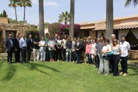 El Grup Serra celebra las Fires i Festes junto al tejido empresarial y político