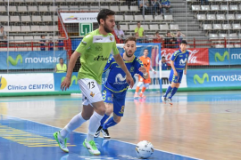 Movistar Inter - Palma Futsal