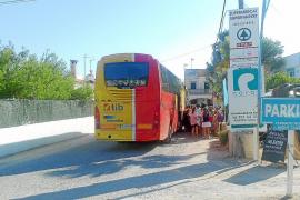 Mejoran las conexiones de autobús entre Palma, Bunyola y Marratxí