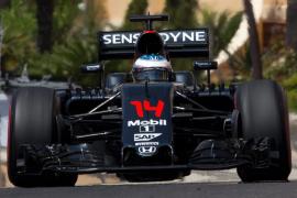Alonso esperaba «un poco más» de la clasificación en Mónaco