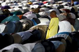 Miles de musulmanes residentes en Mallorca celebran el final del Ramadán