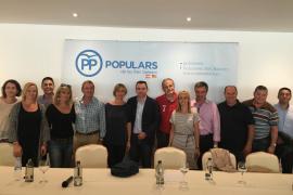 Palmer: «Solo el PP puede alcanzar los 20 millones de españoles trabajando en 2020»