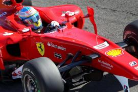 Alonso queda octavo en los entrenamientos libres