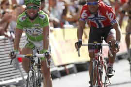 Mark Cavendish suma su segundo triunfo consecutivo