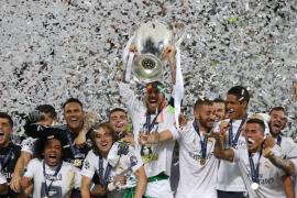 El Real Madrid se lleva la victoria en los penaltis