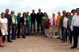 Sobirania per a les Illes presenta a sus candidatos para el Congreso y el Senado