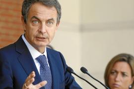 Zapatero no cree «haber traicionado» sus principios con la reforma laboral