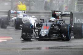 Alonso, contento: «Lo que mejor sabe es el quinto puesto»