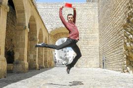 Adrián Pineda: «No me he apuntado a ningún programa de televisión porque nadie se puede convertir en bailarín en sólo tres meses