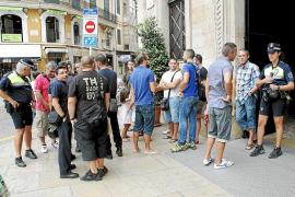 Cort da marcha atrás y anuncia que no despedirá a los 47 policías locales interinos