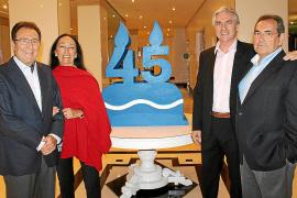 El hotel Tryp Bellver celebra su 45 aniversario