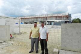 Los alumnos del colegio Ponent iniciarán el nuevo curso escolar otra vez sin patio