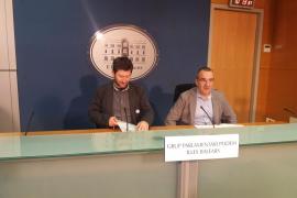 Yllanes critica que Sánchez se eche nuevamente «en brazos de Ciudadanos»