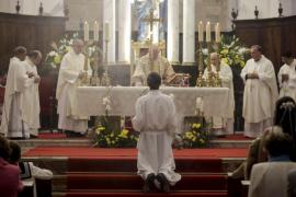Corpus Christi en la catedral de Eivissa