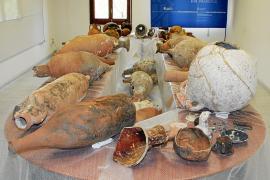 Piden cuatro años de cárcel por saquear restos arqueológicos en la bahía de Palma