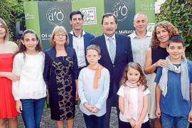 Homenaje de la DO Oli de Mallorca a Josep Oliver