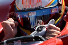 Alonso (Ferrari): «Necesito un podio  como mínimo para seguir luchando por el Mundial»
