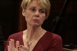El PP suspende de militancia por 5 años a Aina Aguiló