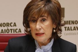 El Papa propone a la exconsellera de Menorca como directora de Scholas Occurrentes