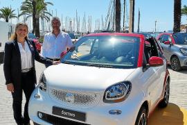 Autovidal dio a conocer el nuevo Smart fortwo cabrio