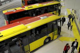 Cambios en las líneas de bus de Bunyola, Marratxí y Lloret