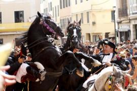 La ley de protección animal prohíbe por error las fiestas con caballos en Balears