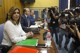Susana Díaz: «Me he casado con un tieso, pues sí»
