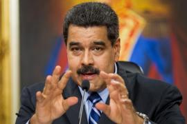 Maduro anuncia acciones judiciales por la «guerra psicológica» de medios españoles