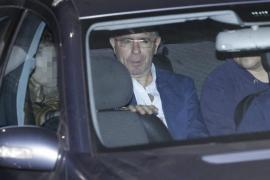 Granados abrió su primera cuenta en Suiza días después de ser nombrado alcalde de Valdemoro