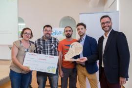 El proyecto Hotelinking gana el premio Eureka que organiza Palma Activa
