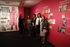 La viuda de Porcel reivindica la creación del centro dedicado al escritor en Andratx